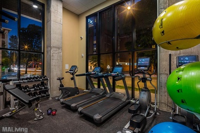 The Lux - Fitness Center