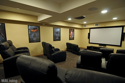 The Lux - Resident Media Theater