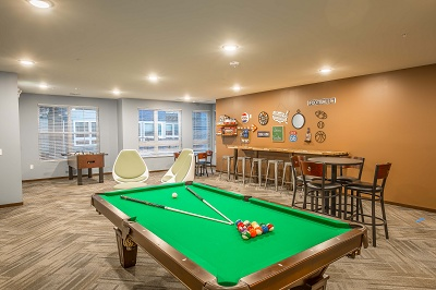 Veritas Village - Reservable Game Room for Private Events