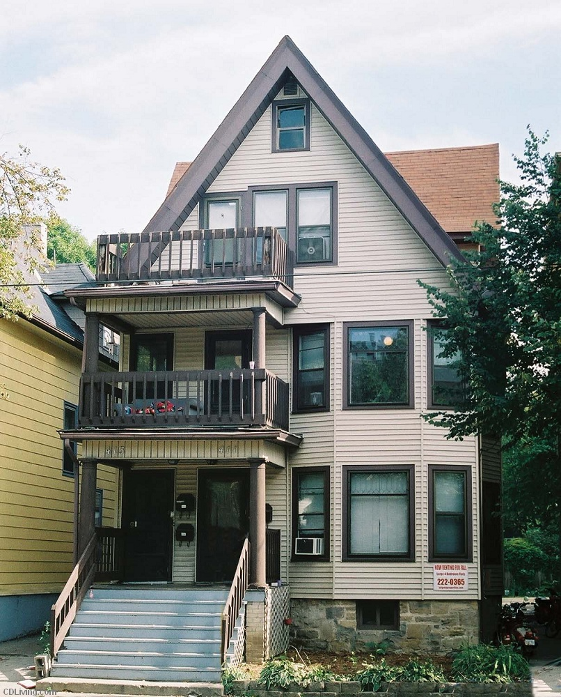 Apartments In Downtown: Apartments For Rent - 416 N. Butler Street