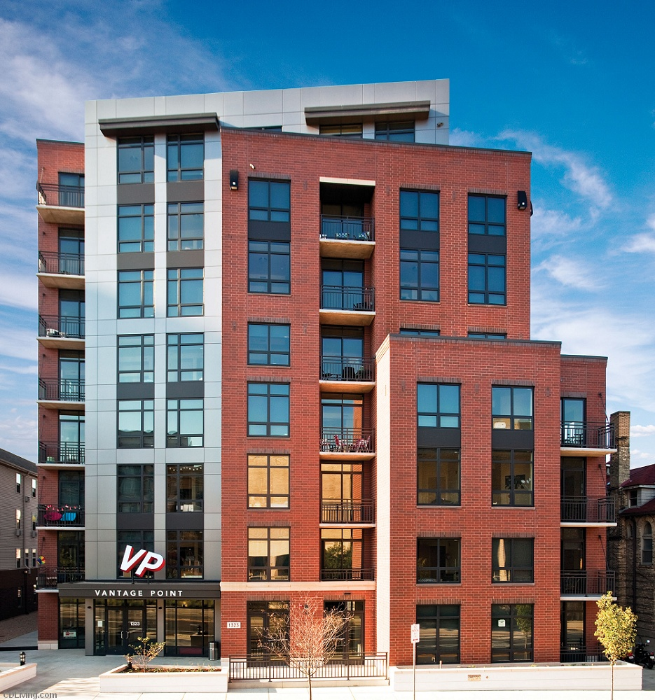 Vantage Point Madison Wi Madison Campus Downtown Apartments