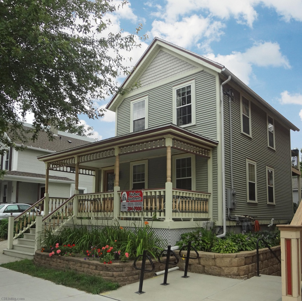 Downtown Madison Apartments: Apartments For Rent - 1621 Monroe Street