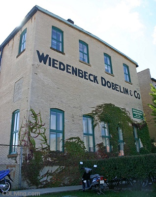 Wiedenbeck Warehouse Apartments