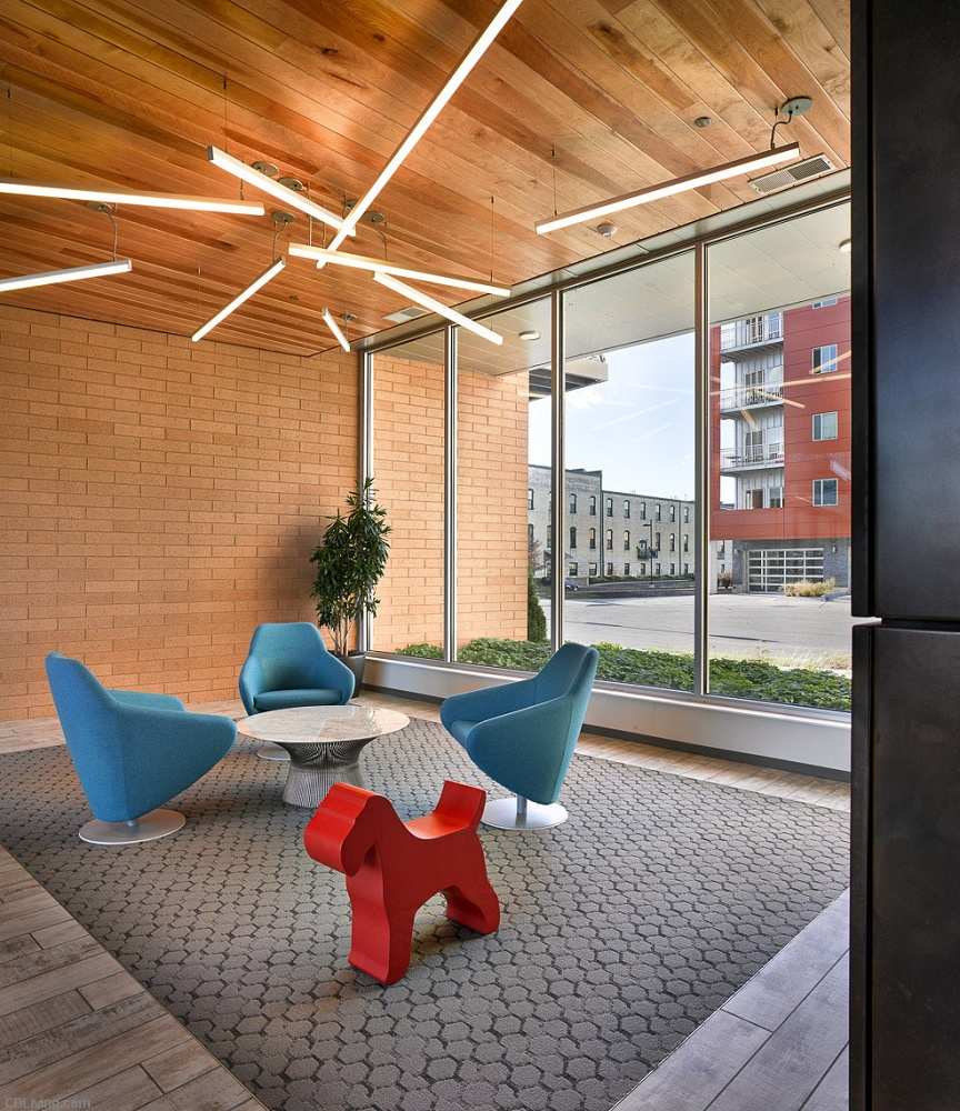 Downtown Madison Apartments: Apartments For Rent - Nine Line At The Yards