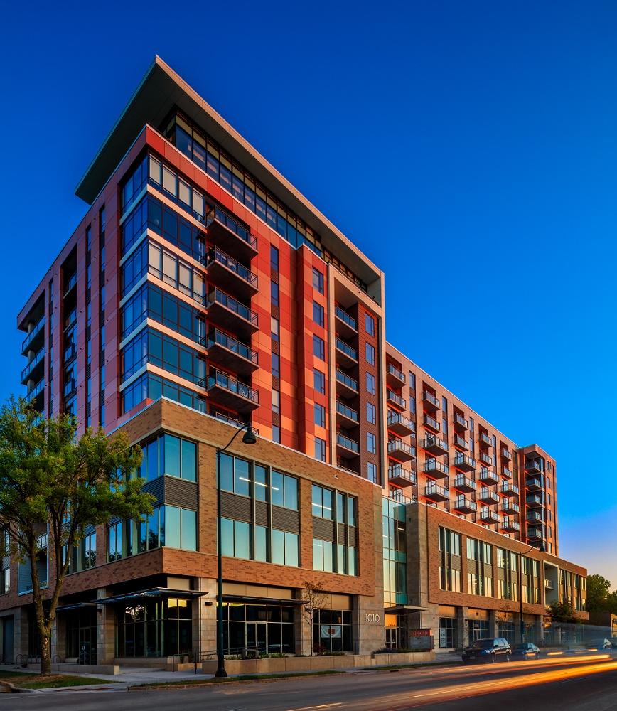 Downtown Madison Apartments: The Madison Mark - Madison, WI