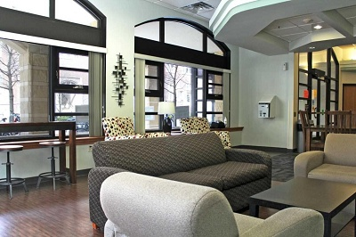 Pres House Apartments - Lobby