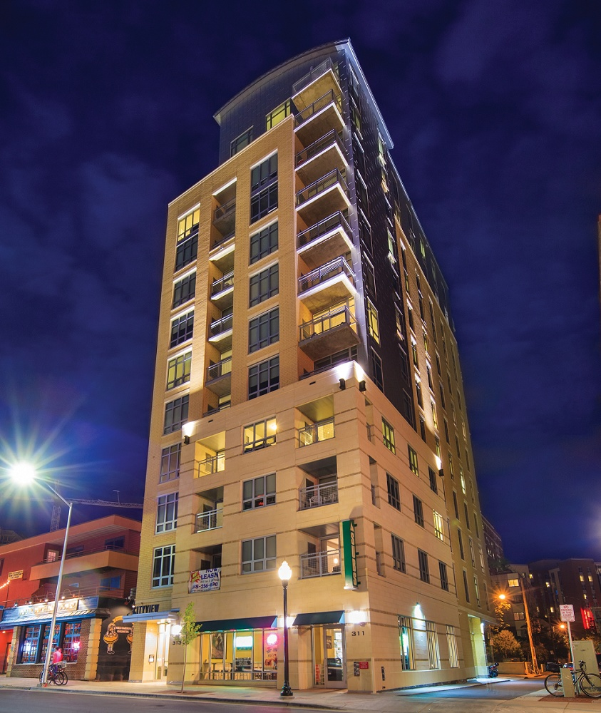Downtown Madison Apartments: City View Luxury Apartments