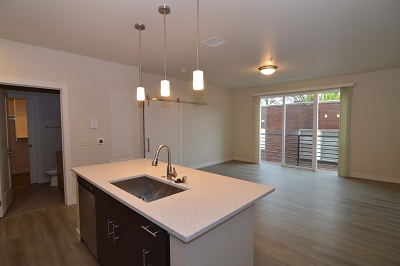 Oakland on Monroe - The Madison - 1 Bedroom Convertible