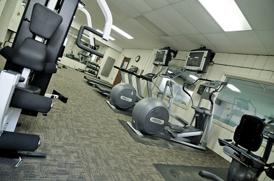 Allen House - Fitness Center