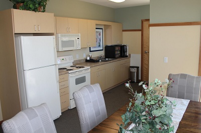 Kennedy Place - Resident Community Room