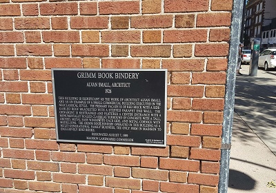 Grimm Book Bindery