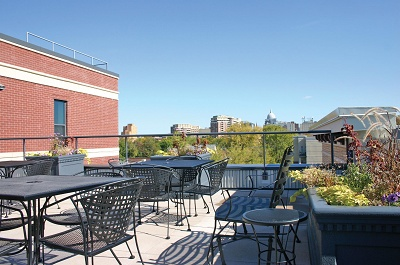 The Depot - Rooftop Terrace
