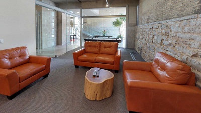 Tobacco Lofts at the Yards - Lounge