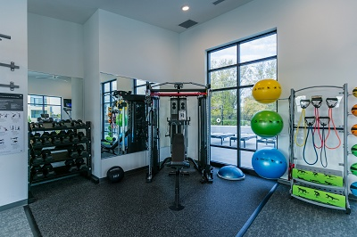 Raven - Clubhouse - Fitness Center